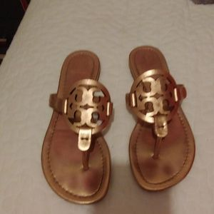 Tory Burch Miller Sandals 6.5